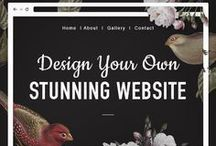 Blog & Website Design Tipps für Freiberufler / Website erstellen I Wordpress Tipps I Photoshop Tipps I Grafiken erstellen I Layout erstellen