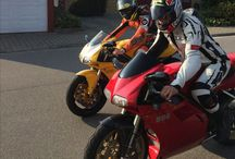 Ducati 996 / Ducati 996 S by Mr.West