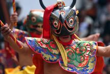 Bhutan / Explore the enchanted realm of Bhutan through photo's - People, Landscapes, Culture and Heritage