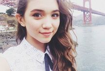 Beautiful Rowan Blanchard