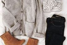 Casual Cardigans  |  My Winter Style