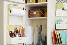 //everything has a place / organization inspiration
