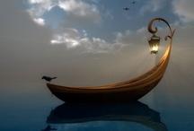 Wonder. Inspire. Dream. / inspiration dream wonder lights fairies mystical imagination story