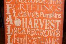 Fall / Fall themed activities, crafts and resources.