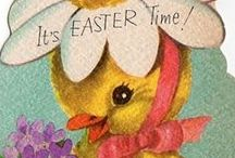 Easter.. here comes Peter Cottontail / by Dorothy Erbacher