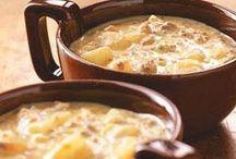 Soups & Stews.....