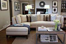 Couch Potato / Cozy, liveable spaces
