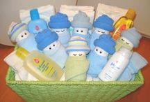 Baby Shower Ideas / by Melanie Wissel
