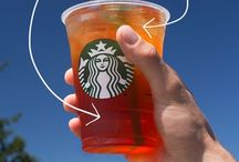 Thirst Quenchers  / Starbucks copycat recipes, sips & such