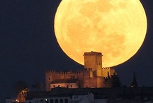 A Lua, o Sol, o Mundo...