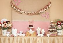 Party Ideas & Themes / Party themes, favors, decor, ideas and more.  -All Occasions- / by Karina Espinosa