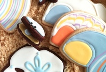 Summertime Cookies by Sweet Dani B / Summ-summ- summertime! Time to sit back and unwind... (and eat cookies!) Xo