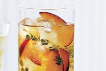 Beverages to quench your thirst / by Dorothy Erbacher