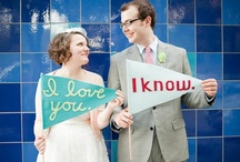 Wedding Inspiration / Add an extra special touch to your wedding with these handmade projects.