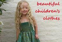Fair Trade Kid's Clothes