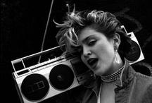 The 80's / by Mariza Soto