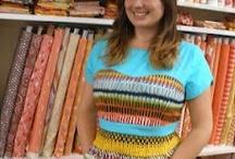 "Colette Patterns  ""Macaron Dress"""