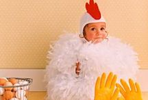 Harts Does Halloween / Get geared up for Halloween with costume ideas you can make!