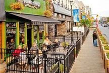 Barrie Pub Crawl / For good times and great food, visit a bar, pub or grill in Barrie.