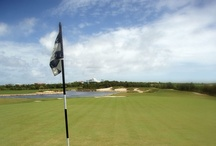 Golf in Anguilla  / A collection of luxury golf courses and resorts on the Caribbean Island of Anguilla