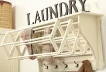 Laundry Room ideas / by Angela Zere