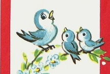 Bluebird of Happiness / by Sweet Junebug Designs