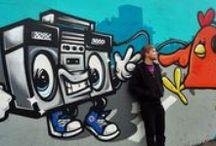 Quirky Street Art