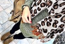 """Fall Into Fashion  / """"A girl should be two things: classy & fabulous"""" ~ Coco Chanel"""