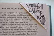 DIY ~ Bookmarks / by Sweet Junebug Designs