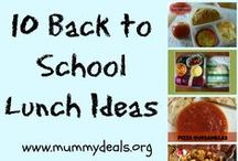 Back To School / Back to School ideas, resources, deals and more.