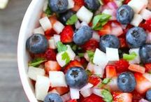 Salad Recipes and Ideas / Delicious and healthy salad recipes and inspiration for your next bowl or plate of goodness.