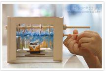 Kid's Crafts & Science