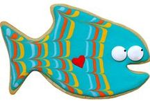 Smiling Fish Cookies and Inspiration
