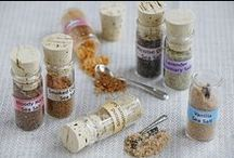 Herbs & Spices / How to use them and how to store them.
