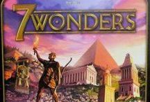 7 Wonders / Showcasing the 7 Wonders strategy board game and expansion packs and extras.