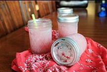 Drink Recipes / Drink recipes for alcoholic drinks, nonalcoholic, smoothies, shakes, slushies and more.