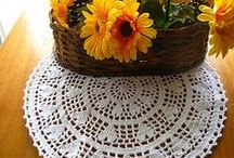 Crochet - Doilies / by Annalize