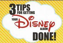 Scrapbooking-Disney