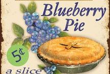 Food: All things blueberry / by Dorothy Erbacher