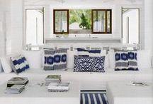 Interior Design - Inspiration / Inspiring images and ideas for interiors.  / by Karina Espinosa