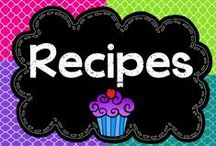 Recipes that Rock / Recipes I love!  Yum! / by Pam Olivieri- Rockin Resources