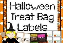 Halloween and October Teaching Ideas / Find the best Halloween and other October ideas and resources to teach upper elementary students.