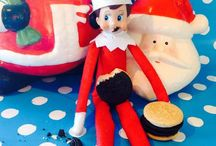 elf on the shelf / by Siofil Nieves