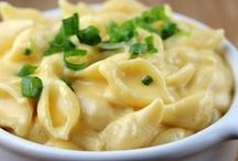 Pastalicious / Simple pasta dishes to main meal pasta dishes.  A lot of side dishes that would be great for lunch, too!