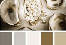 Color Palettes / Choosing a color palette for your home interior or even exterior can be a tough choice. This board is a collection of color palettes we love and hope may inspire your own color choices!