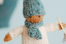 *KNIT / by Janet Marie