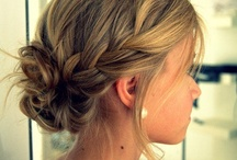 Hair Ideas / by Brigitte Thorne