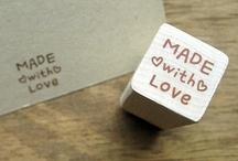 Hecho con amor (DIYs) / Tutorials and DIYs. Ideas para hacer.