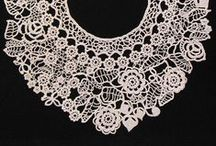"""*CROCHET IRISH / I admire Irish Crochet and since my life has slowed down a bit I'm going to try my hand at it. FYI I've moved the motif """"how to's"""" to their own board """"CROCHET IRISH MOTIFS"""" for easier access. This board is for examples, history, and other fascinating things about Irish Lace / by Janet Marie"""