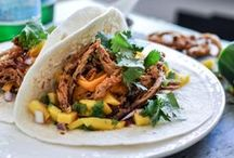 Cocinar, hornear, preparar / Lunch and dinner recipes and ideas. Recetas para comida y cena